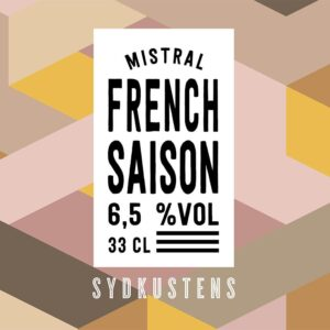 MISTRAL - FRENCH SAISON 6,5% VOL